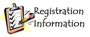 STUDENT REGISTRATION 7th-12th Grades
