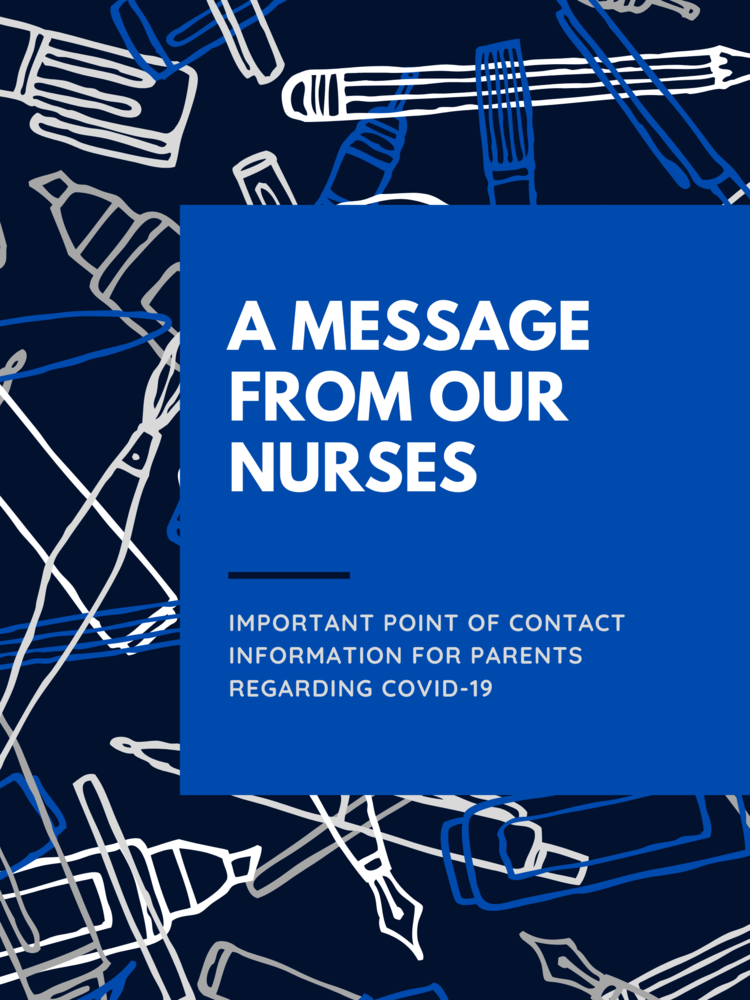 A Message From Our Nurses