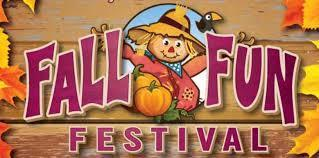 Nov. 2nd - Fall Festival