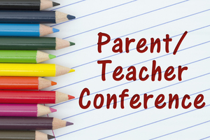 Parent Teacher Conferences on September 12th