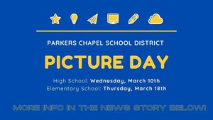 Picture Days Have Been Rescheduled