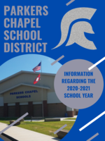 Important Information Regarding the PCSD 2020-2021 School Year