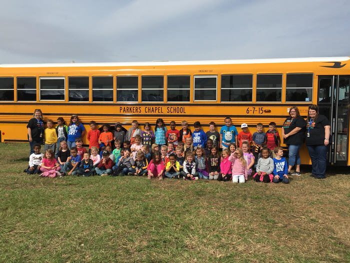 First Grade Field Trip - Fall 2018